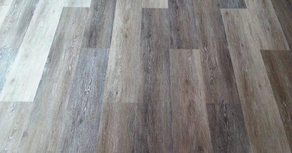 Coretec Plus 7 Quot X 48 Quot Blackstone Oak Vinyl Floors