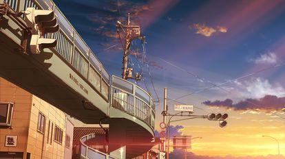 300枚超 風景 ファンタジックで綺麗な二次イラストまとめ 高画質保存版 naver まとめ landscape wallpaper anime scenery anime city