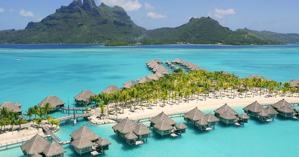 Bora Bora! One place I'd like to go.