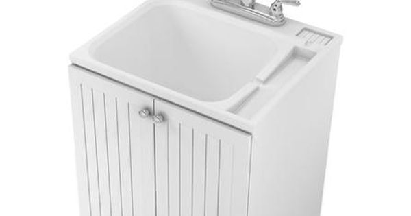 small deep sinks for laundry room ... Sink Utility Sinks Laundry ...