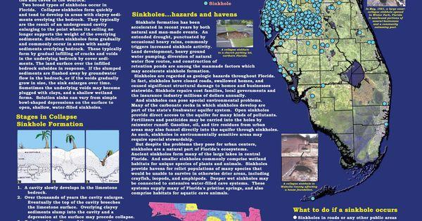 Florida+Sinkhole+Map   Florida Sinkhole Map   Florida ...