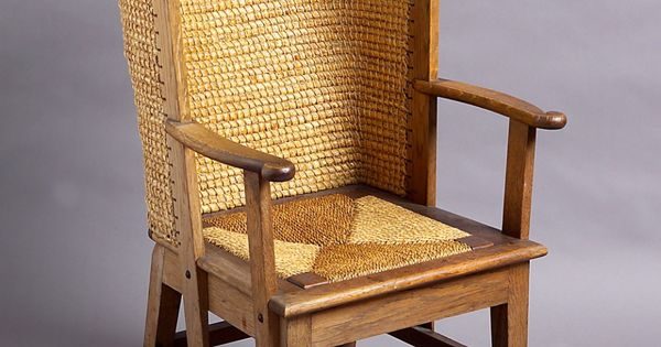 Antique Orkney Island Chair These Have Been Made From Oat