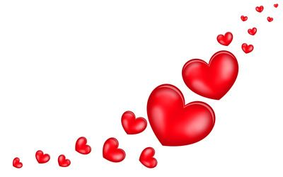 Floating Hearts Wallpaper Heart Wallpaper Heart Images I Love You Images