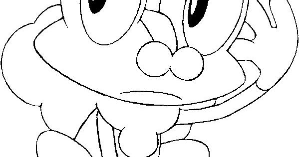 Pokemon X And Y Legendary Coloring Pages