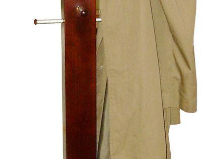 Percheros de pie de madera buscar con google perchero - Empanelados de madera ...