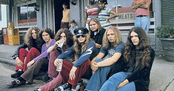 lynyrd skynyrd in 1973 ten songs you might not have on your ultimate southern rock playlist yet. Black Bedroom Furniture Sets. Home Design Ideas