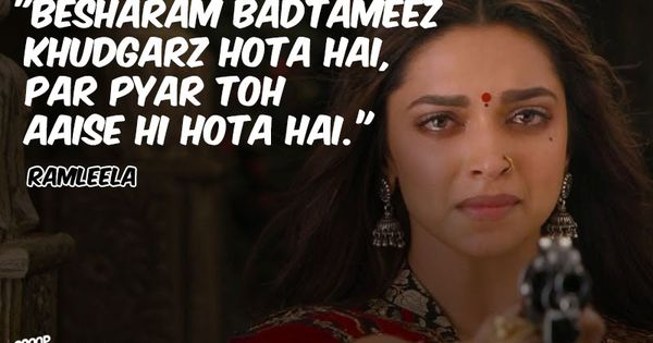 50 Bollywood Romantic Dialogues That Will Make You Fall In ...