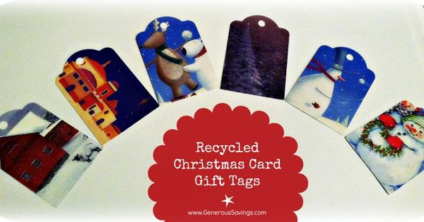 Don T Throw Out Those Christmas Or Holiday Cards Recycle
