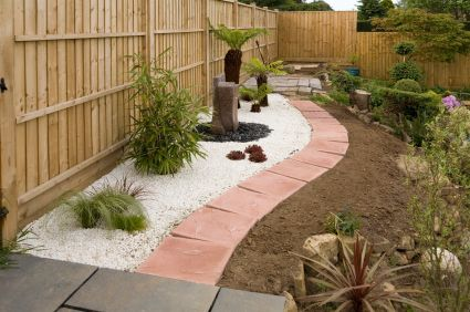 Garden and land scaping services see more services on www for Garden scaping