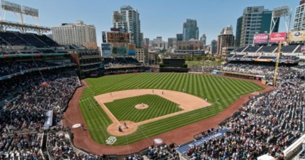 Petco Park San Diego Padres Ballpark Ballparks Of Baseball Petco Park San Diego Padres Baseball Park