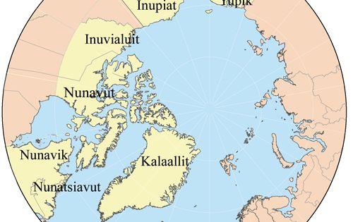nunavut major landforms
