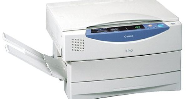Canon Pc940 Personal Copier Legal Size Paper Canon Office Printers