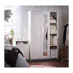 Us Furniture And Home Furnishings Brimnes Wardrobe Ikea