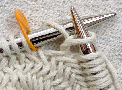 Whit's Knits: Big HerringboneCowl - The Purl Bee - Knitting Crochet Sewing