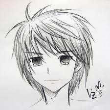 Resultado De Imagen Para Dibujos De Chicos Manga Como Dibujar