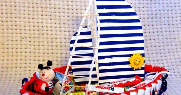 torte schiff mit kinderriegeln f r einen kleinen matrosen geburtstag pinterest torte und. Black Bedroom Furniture Sets. Home Design Ideas