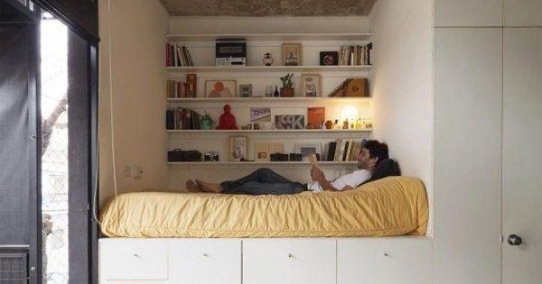 hochbett f r erwachsene mit schrank unten h e i m h o m e pinterest room and bedrooms. Black Bedroom Furniture Sets. Home Design Ideas