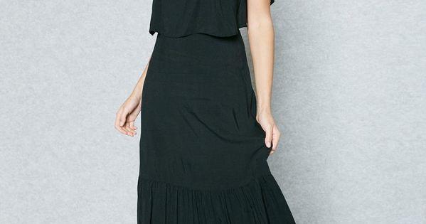فساتين ماكسي لإطلالات صيفية أنيقة مجلة سيدتي يفضل الكثير من الفتيات ارتداء الفساتين خلال فصل الصيف حيث تمنحهن الر Dresses Shoulder Dress Cold Shoulder Dress