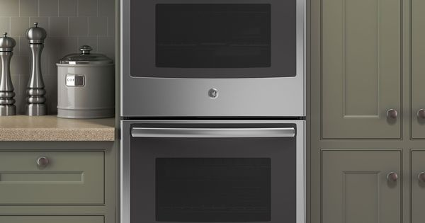 Jk5500sfss Ge 27 Built In Double Convection Wall Oven Ge Appliances 2999 Double Convection Wall Oven Convection Wall Oven Wall Oven