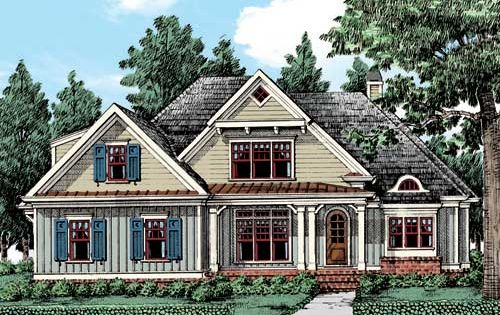 Nice layout kid 39 s rooms upstairs not a jack jill bath bonus room school room also play - House plans with bonus rooms upstairs ...