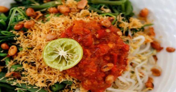 Resep Cara Membuat Serombotan Klungkung Resep Masakan Resep Masakan Indonesia Masakan