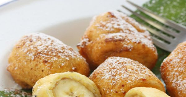 ... fritters low fat banana fritters recipes dishmaps low fat banana