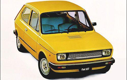 Fiat 1978 Voertuigen Auto S