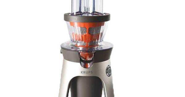 Slow Juicer Electrolux : ZB500E52 Infinity Slow Juicer, Krups, $349; krups.com ...