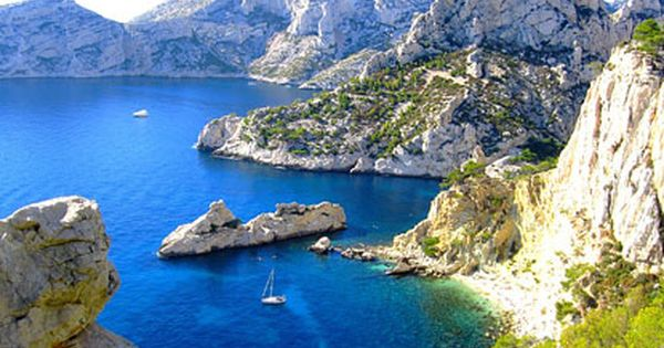 The Calanques Marseille Region Places To Travel