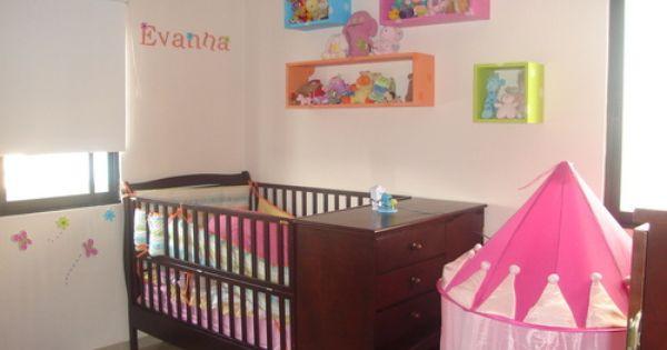 Adornos Para Cuarto De Nia Perfect Beautiful Muebles Para - Cuartos-de-bebes-recien-nacidos