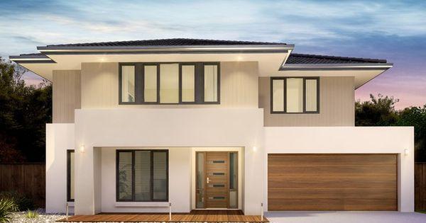 Metricon Home Designs The Henderson Traditional Facade