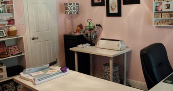 Traditional Craft Room Design Ideas Pictures Remodel And Decor Craft Room Design Sewing Room Design Small Craft Rooms