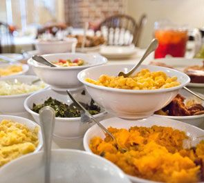 Mrs Wilkes Dining Room A Line Gathers Each Morning At 107 West Jones Street At 11 O Clock The Doors Of 107 Best Mac And Cheese Hearty Lunch Mac And Cheese