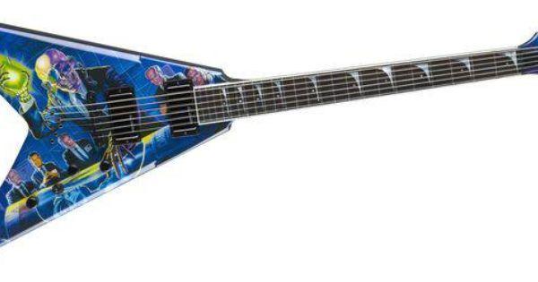 Guitars Dean Guitars Dimebag Models Dean Guitars Guitar Dimebag Darrell Guitar