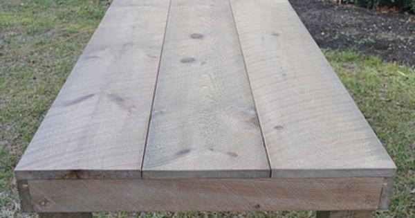 vinaigre et paille de fer pour vieillir du bois neuf. Black Bedroom Furniture Sets. Home Design Ideas