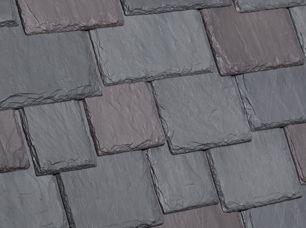 Multi Width Composite Slate Roof Tile Slate Roof Tiles Roof Tiles Slate Roof
