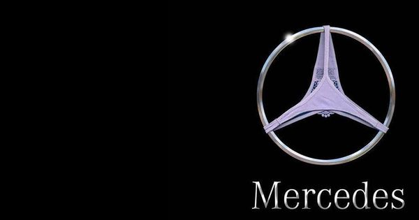 Awesome mercedes logo black car images hd mercedes benz for Mercedes benz logo 3d