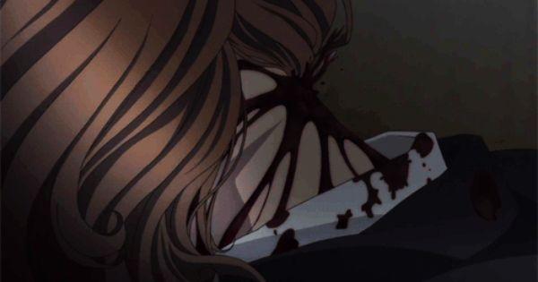 another anime umbrella death - photo #18
