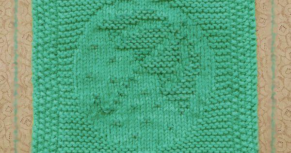 Umbrella Knitting Pattern : Knitted dishcloth umbrella cotton summer rain