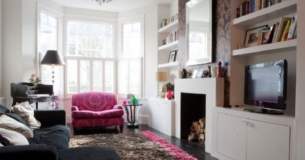 Victorian Terraced House With Open Plan Living Room Dining Room Home Decor At Repinned Net