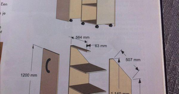Kasten schuine wand zolder pinterest hus sovrum och for 3d planner zolder
