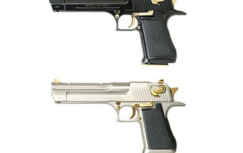 Custom Desert Eagle by Magnum Research - www.Rgrips.com ...