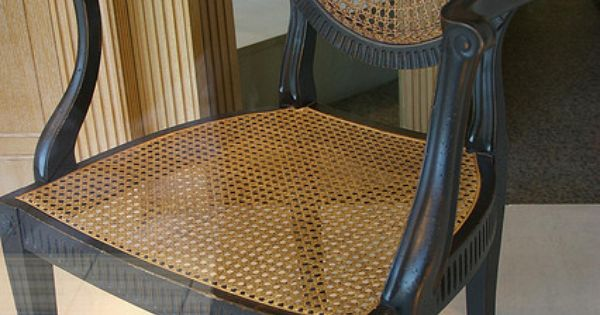 chair caning | Rattan, Furniture ideas and Cane sofa