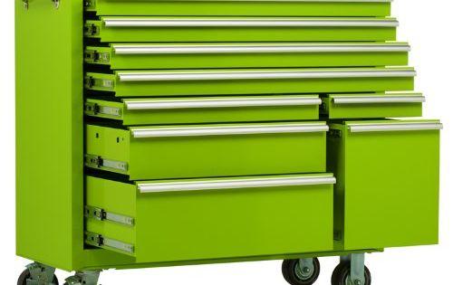Amazon Com Viper Tool Storage Lb4109r 41 Inch 9 Drawer 18g Steel