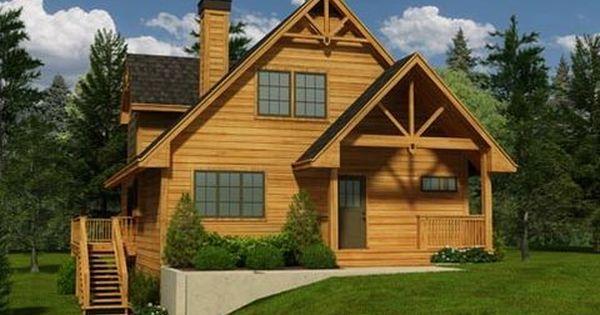 Ventajas y desventajas de las casas de madera casas - Constructores de casas de madera ...