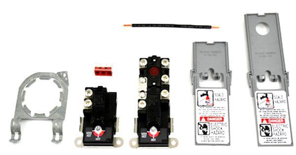 Bradford White 265 51046 00 Upper Lower Tstat Replaces 265 48641 00 Bradford Water Heater Thermostat