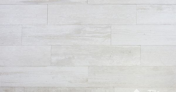 Stonepeak crate series colonial white tile look like wood for Carrelage faux parquet