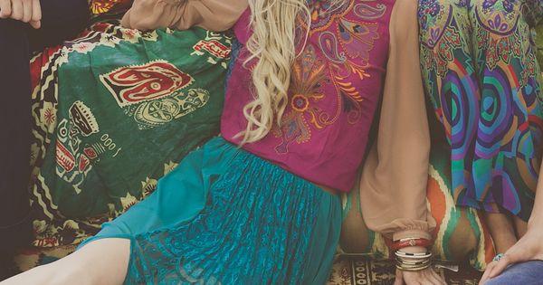boho lace and leather fashion | Turquoise Boho Leather band lace panel
