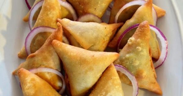 how to make samosas from scratch