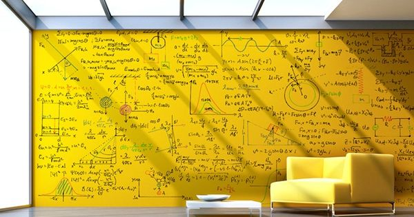 Clear Dry Erase Paint by whiteyboard: Turn ANY color wall into a